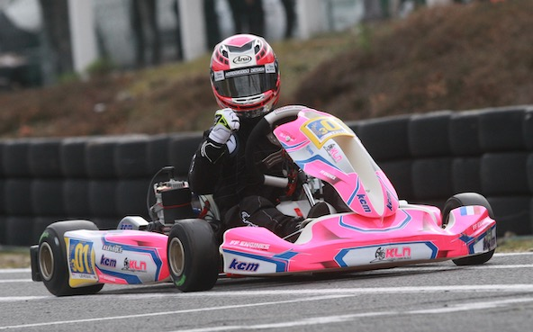 Open Kart à Salbris le 23/02/2020 : Redspeed au top 🚀